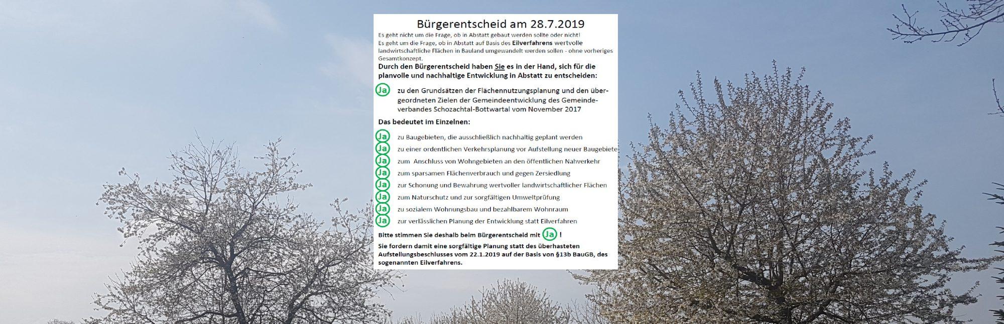 "Bürgerinitiative ""Wehräcker"""